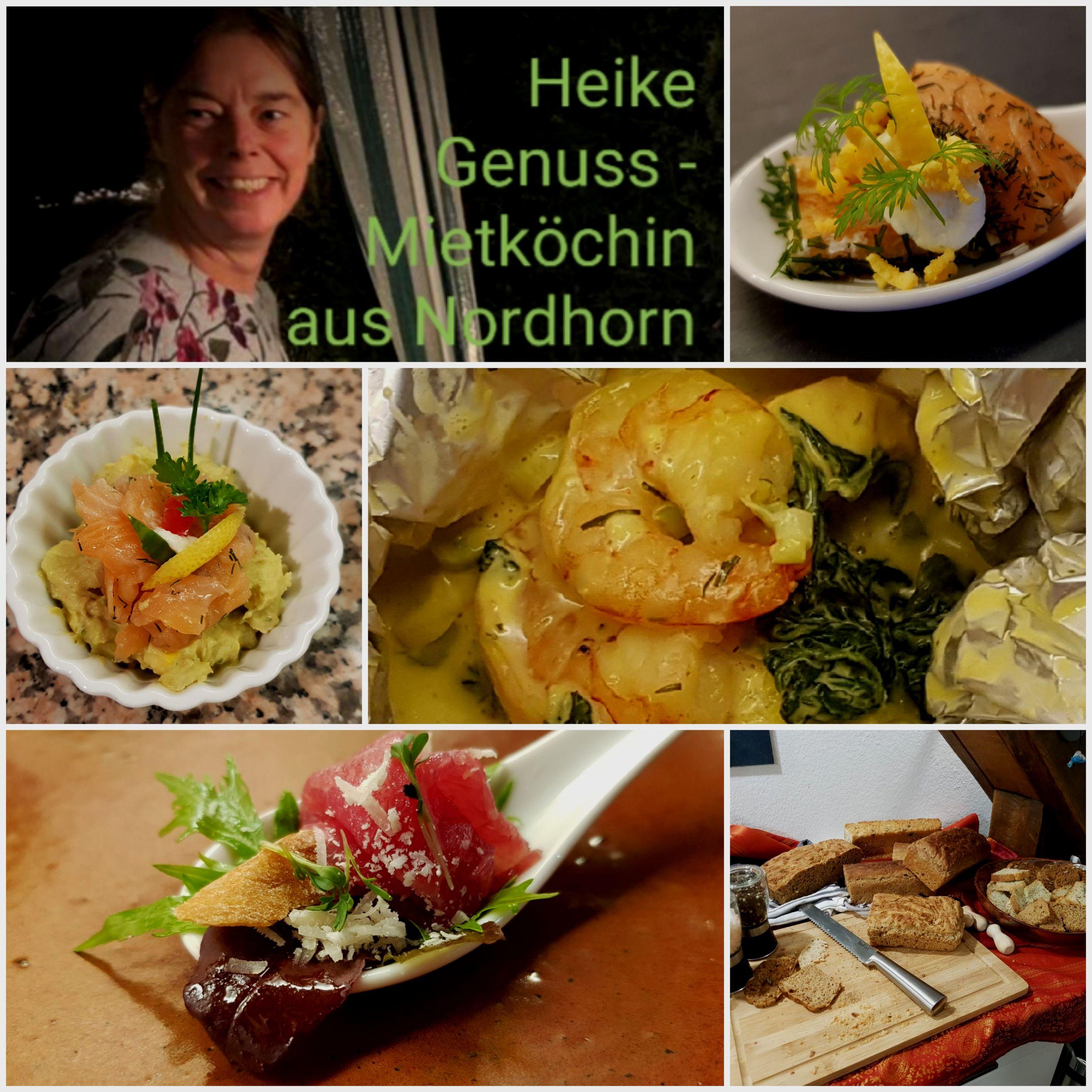 Heikes-Genuss, Mietköchin aus Nordhorn