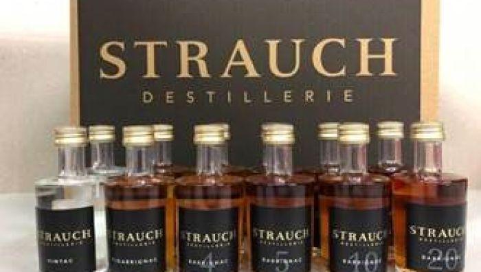 Strauch Weingut - Sektmanufaktur - Destillerie