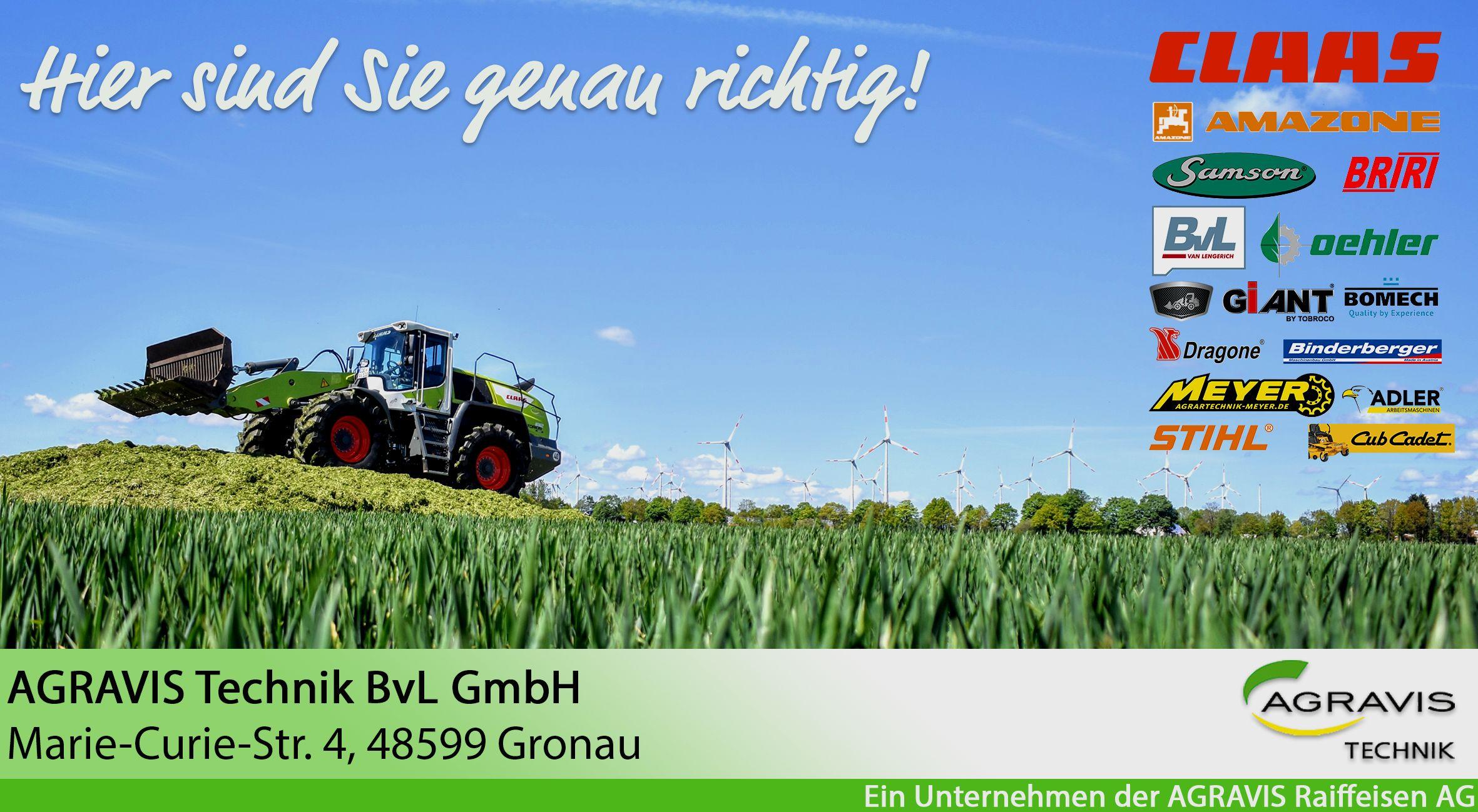 AGRAVIS Technik BvL