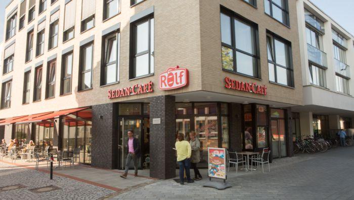Bäckerei Rolf - Sedan Café