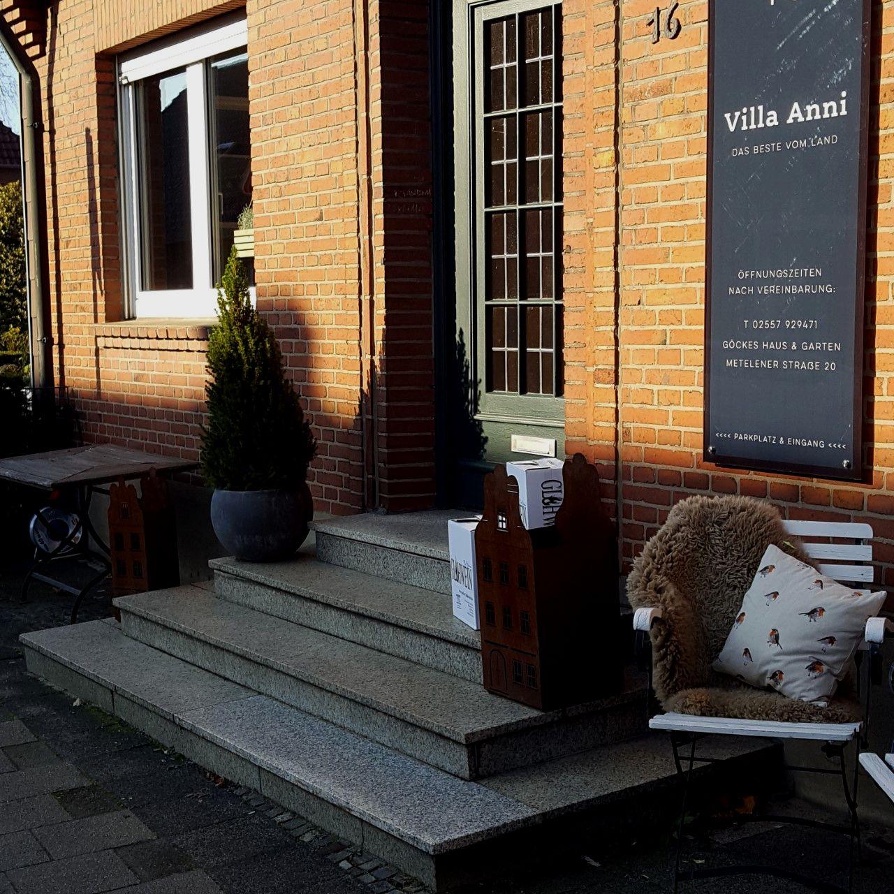 Göckes Haus und Garten Hausladen Villa Anni