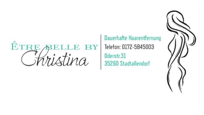 Être belle by Christina
