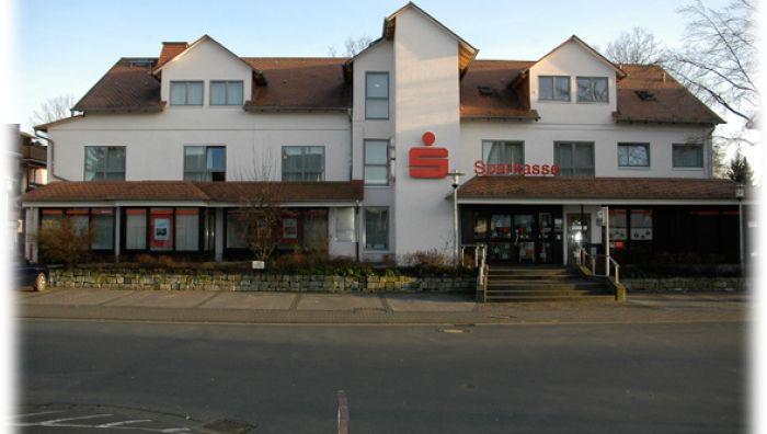 Sparkasse Marburg Biedenkopf Bahnhofstraße