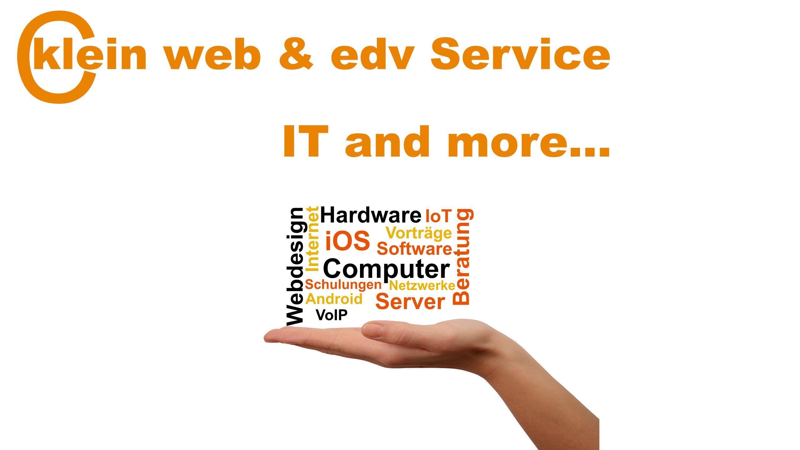 Cklein web & edv Service
