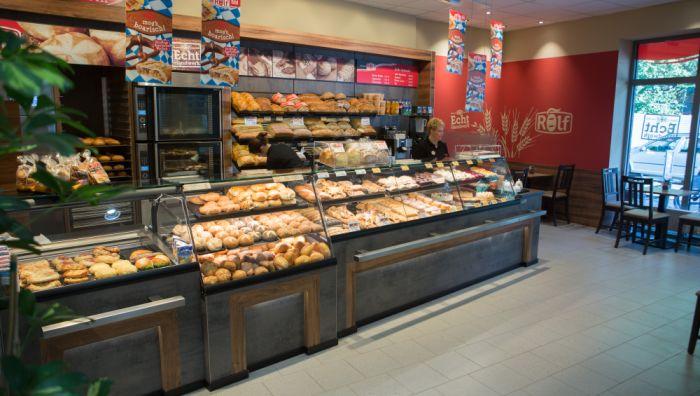 Bäckerei Rolf - EDEKA Aumund