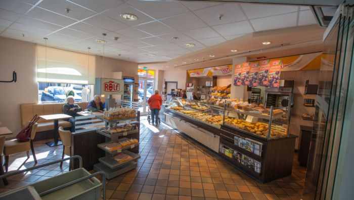 Bäckerei Rolf - Haus am Markt