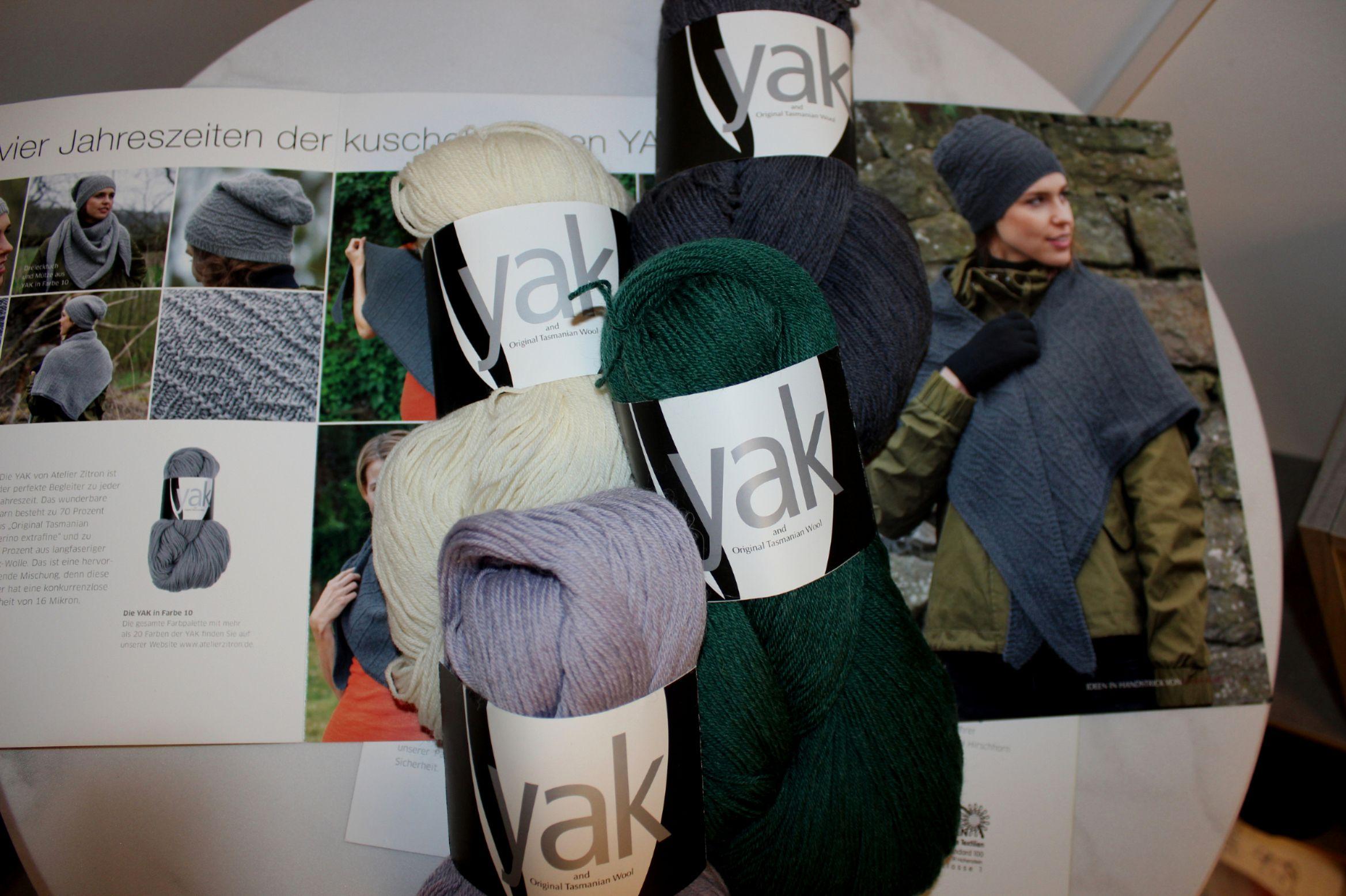 Woll-Atelier Iris