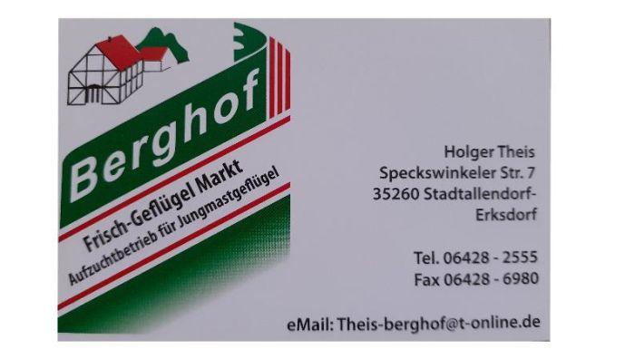 Frischgeflügelmarkt Holger Theis