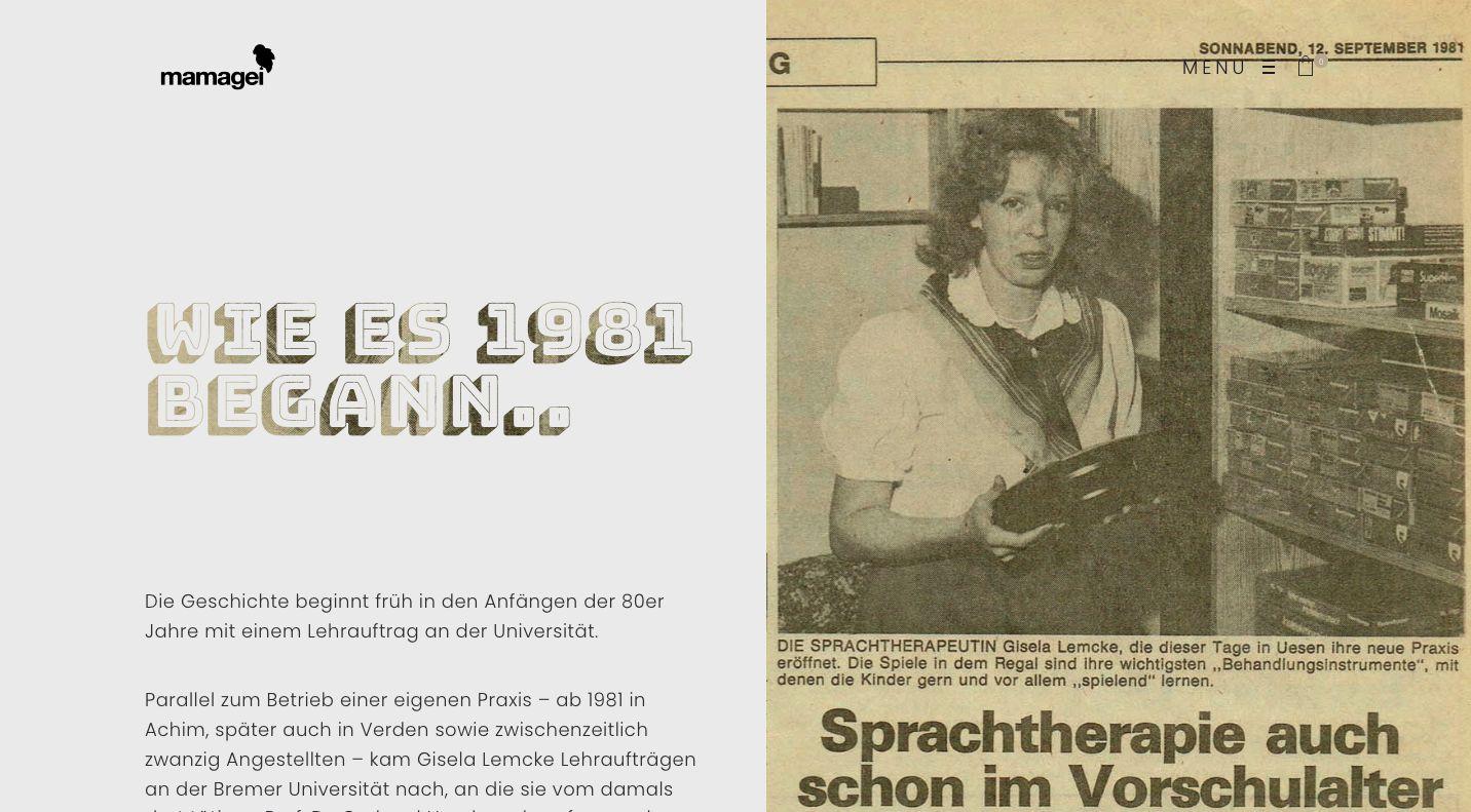 Verlag mamagei Lehr- und Lernmaterial
