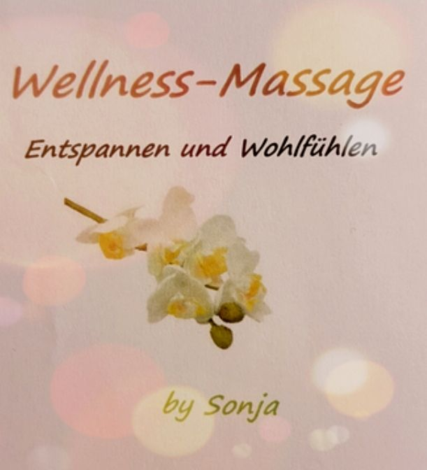Wellness Massage Sonja Brüna