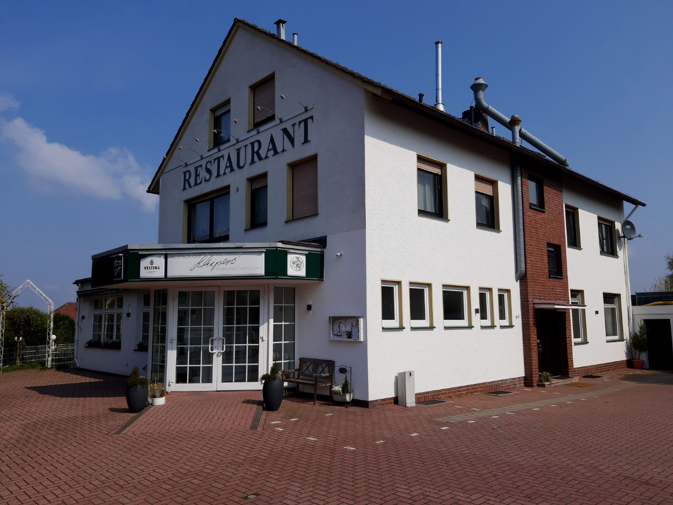 Restaurant Schepers´ Margarethenhöhe