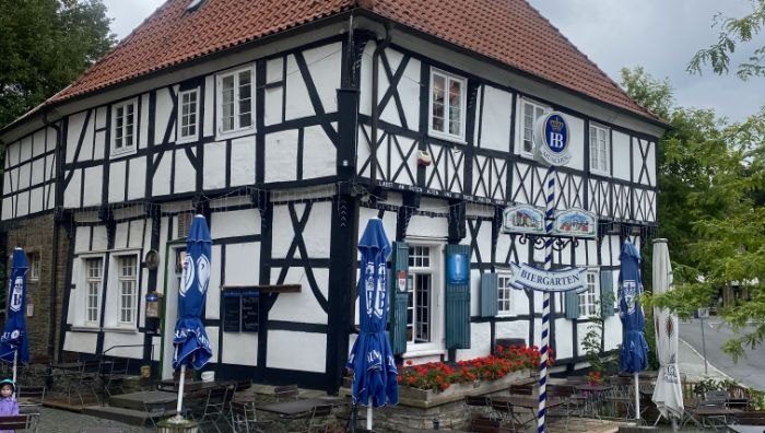 Traditions Gaststätte Leimkasten