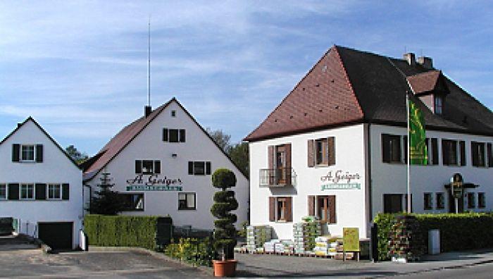 A. Geiger Baum- und Forstbaumschulen