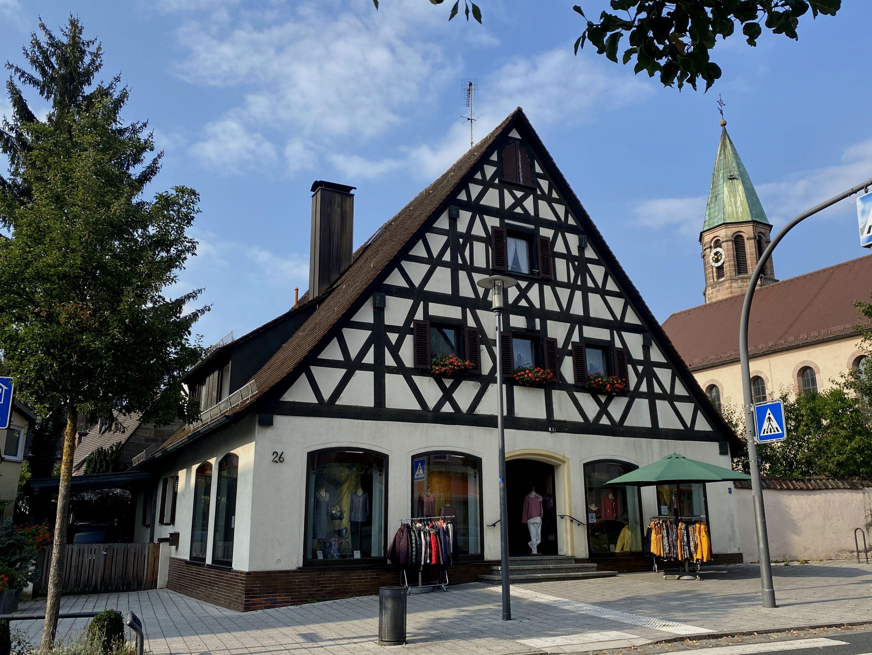 Textilhaus Dörr