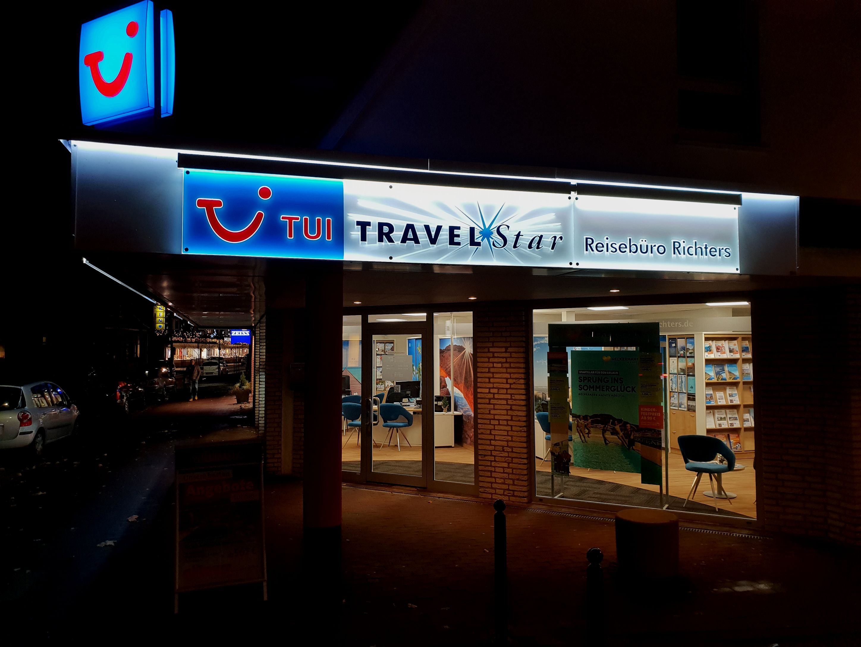 TUI TRAVELStar Reisebüro Richters