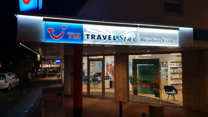 TUI TRAVELStar Reisebüro Richters