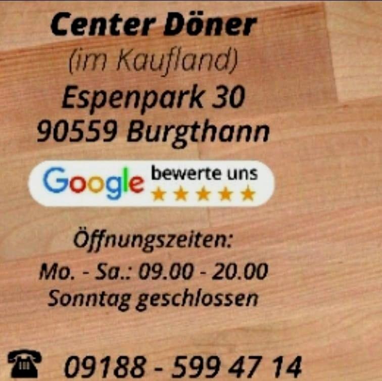 Center Döner (im Kaufland)
