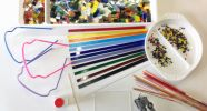 Glas Stadl Box - zu Hause kreativ sein