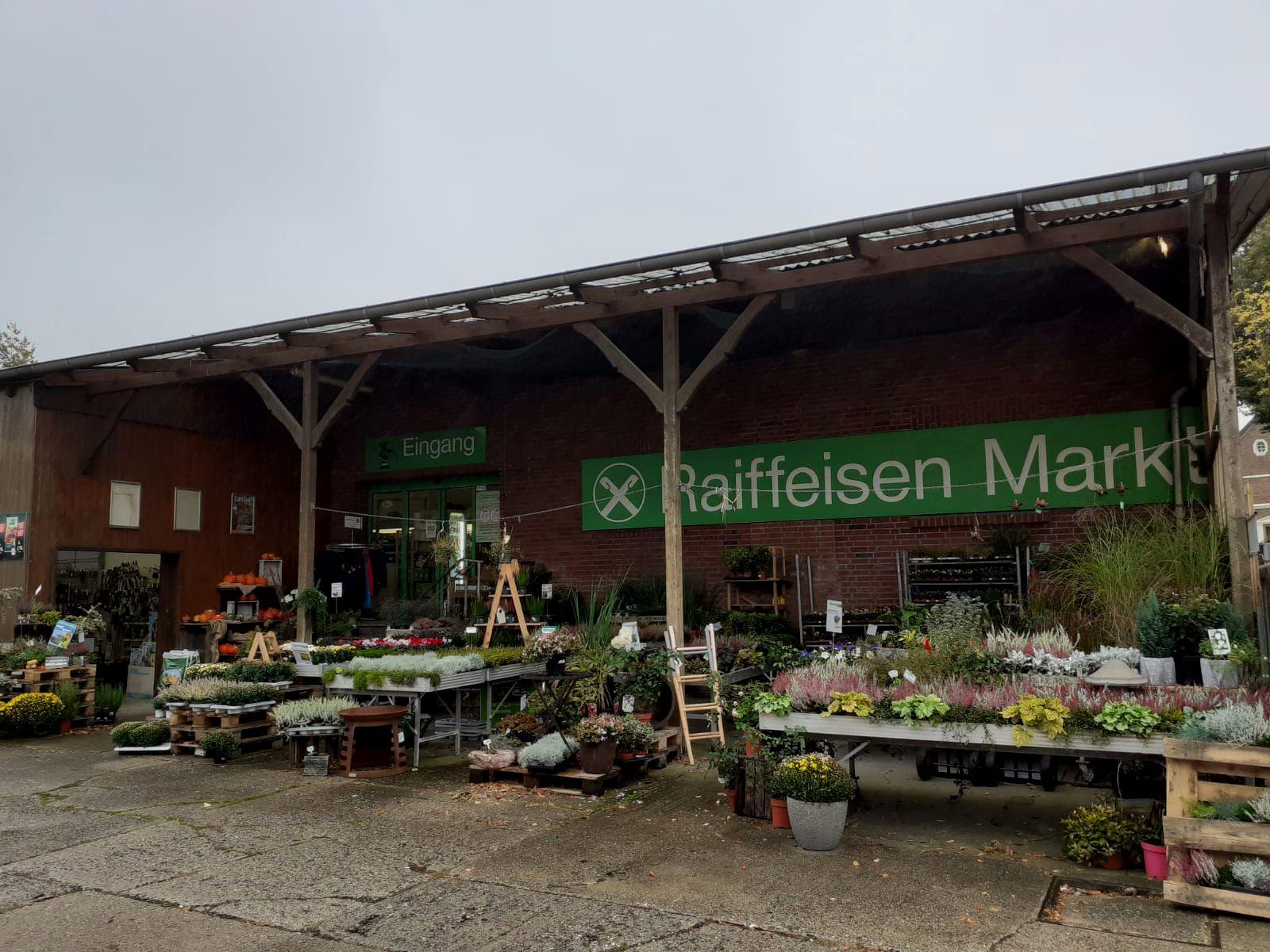 Raiffeisen Lüdinghausen eG Markt Herbern