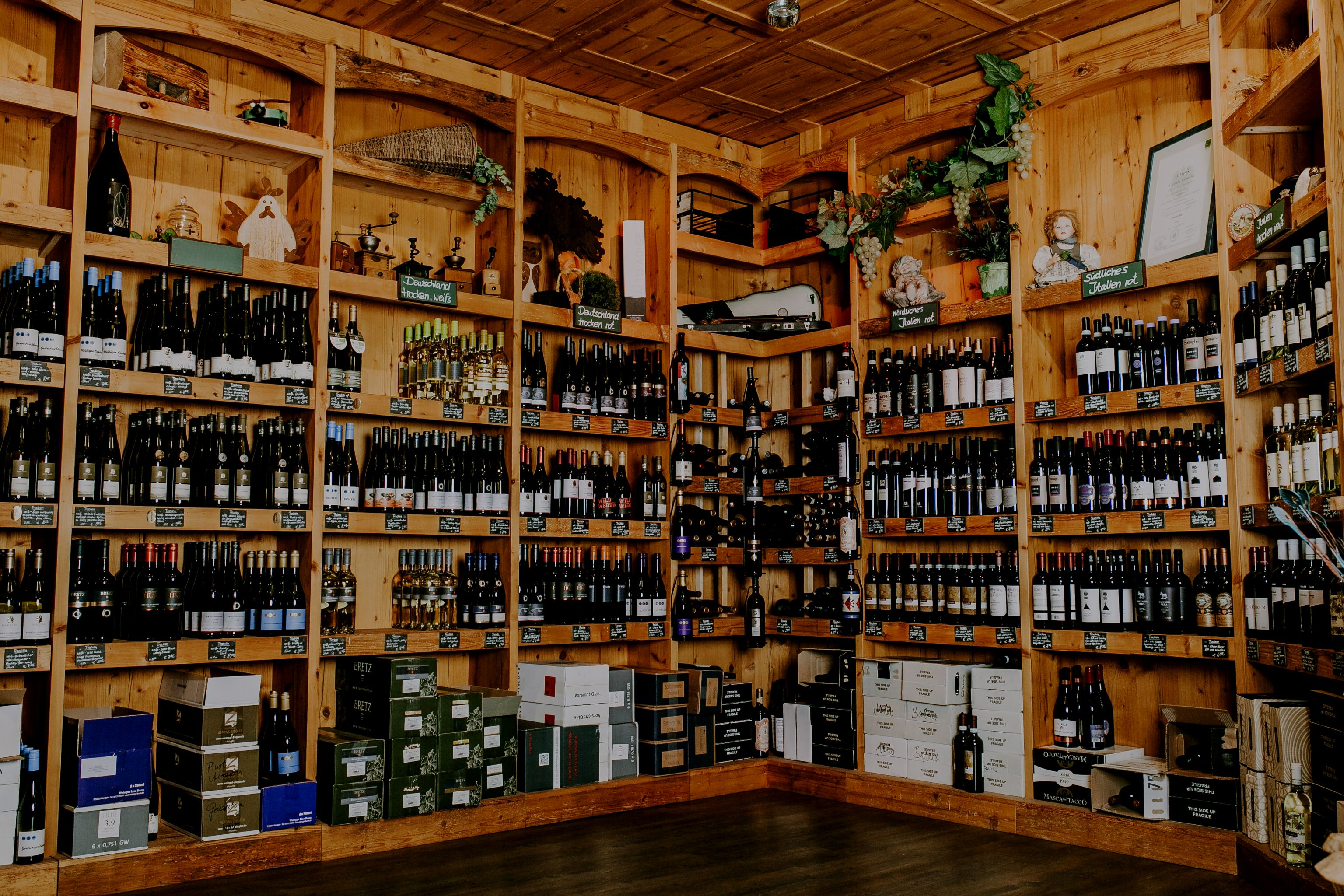 Wein-und Getränkefachmarkt Schneider