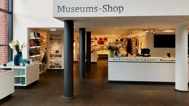 Museums-Shop Kunsthalle Emden