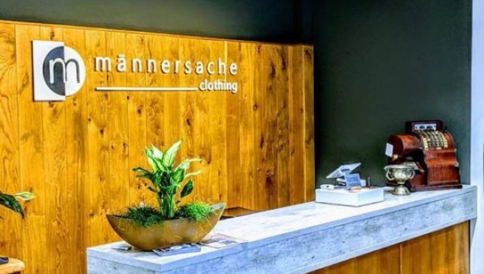 MÄNNERSACHE CLOTHING