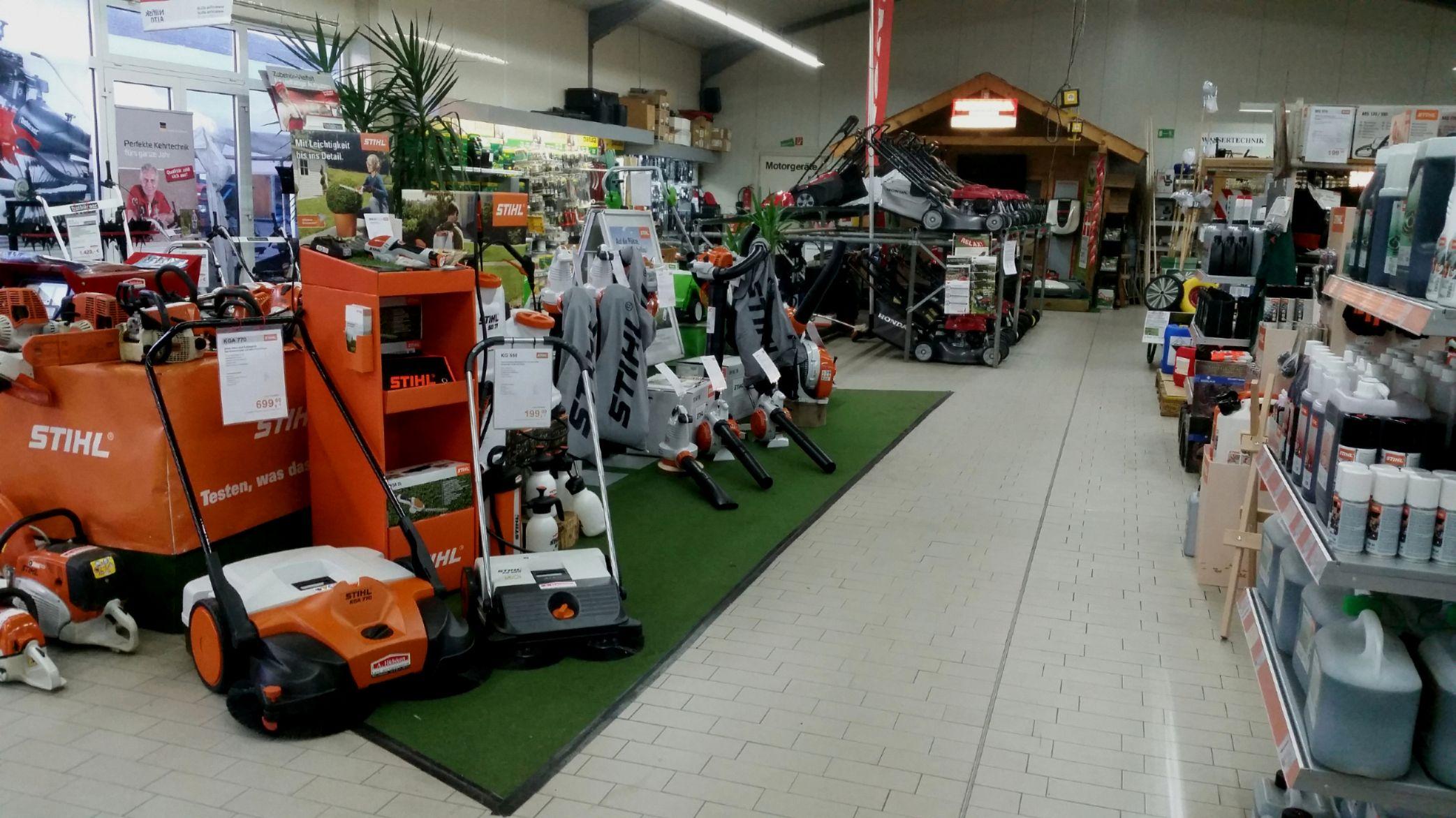 Anton Hülsken GmbH & Co. KG – Land- und Gartentechnik
