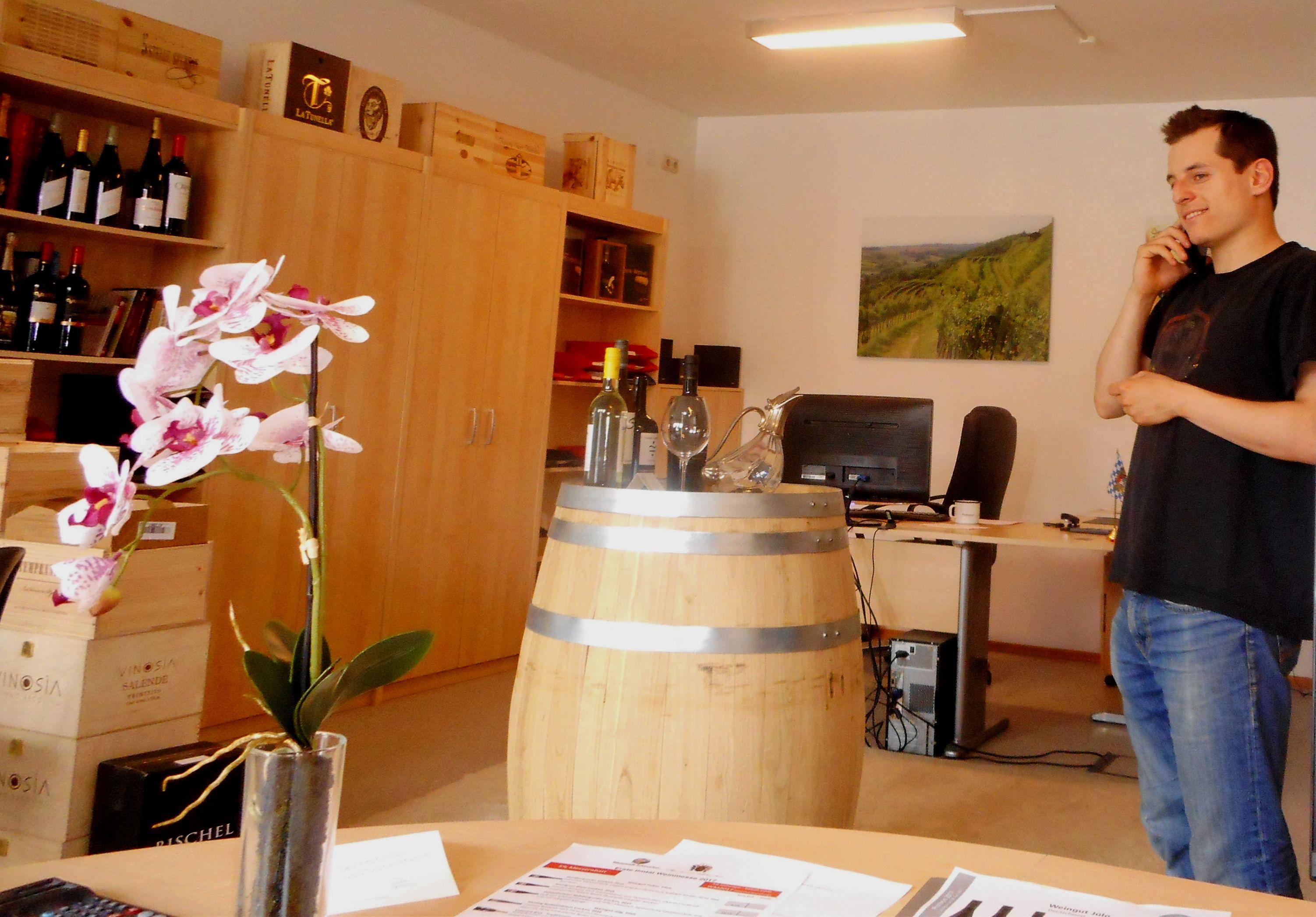 WKS-Weinkontor Scheucher