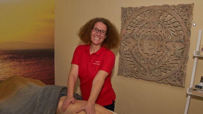 Wellnessmassagen Martina Maucher