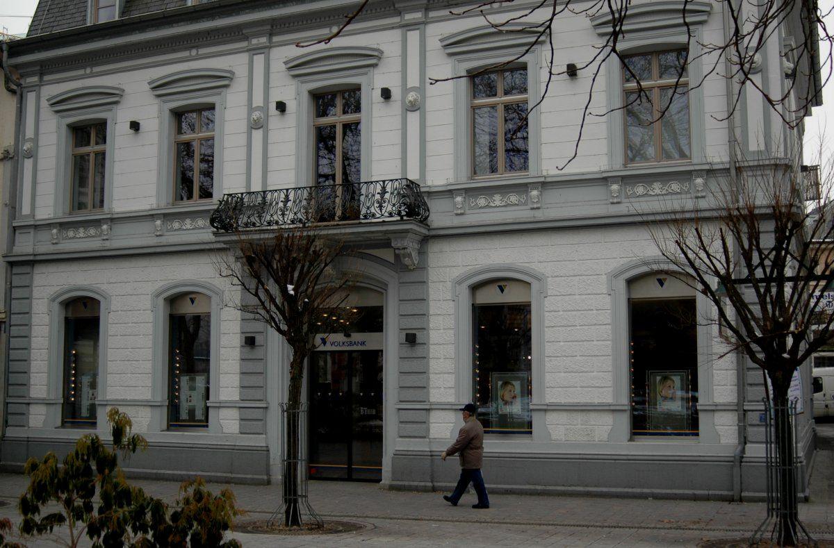 Volksbank Dreiländereck eG | Filiale Lörrach Mitte