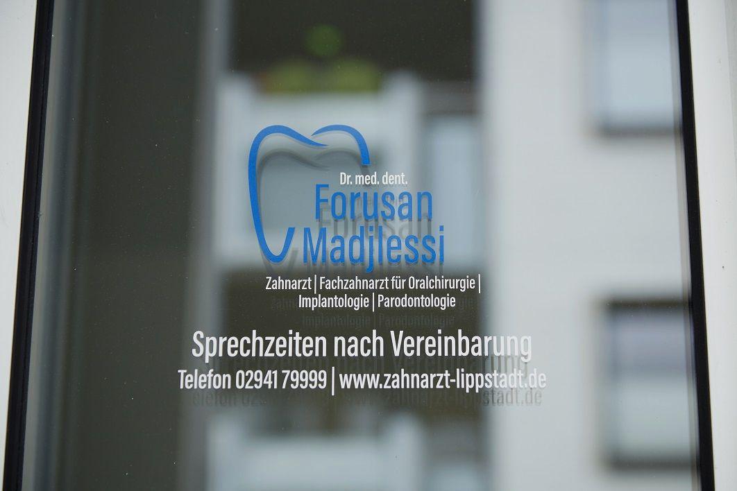 Praxis für Zahnmedizin und Oralchirurgie Dr. Madjlessi