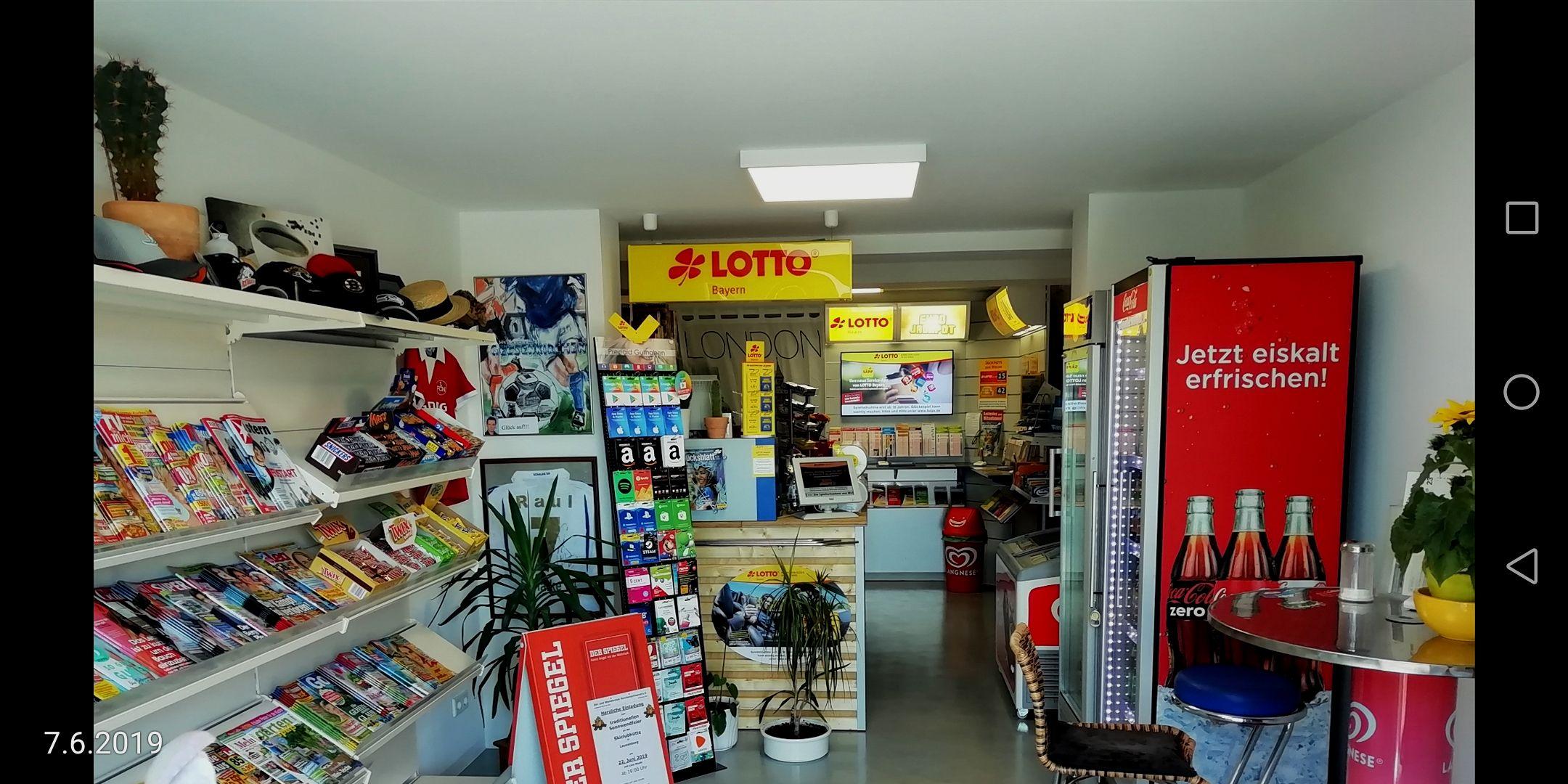 Limbo's Lotto-Laden