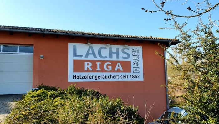 Lachshaus Riga