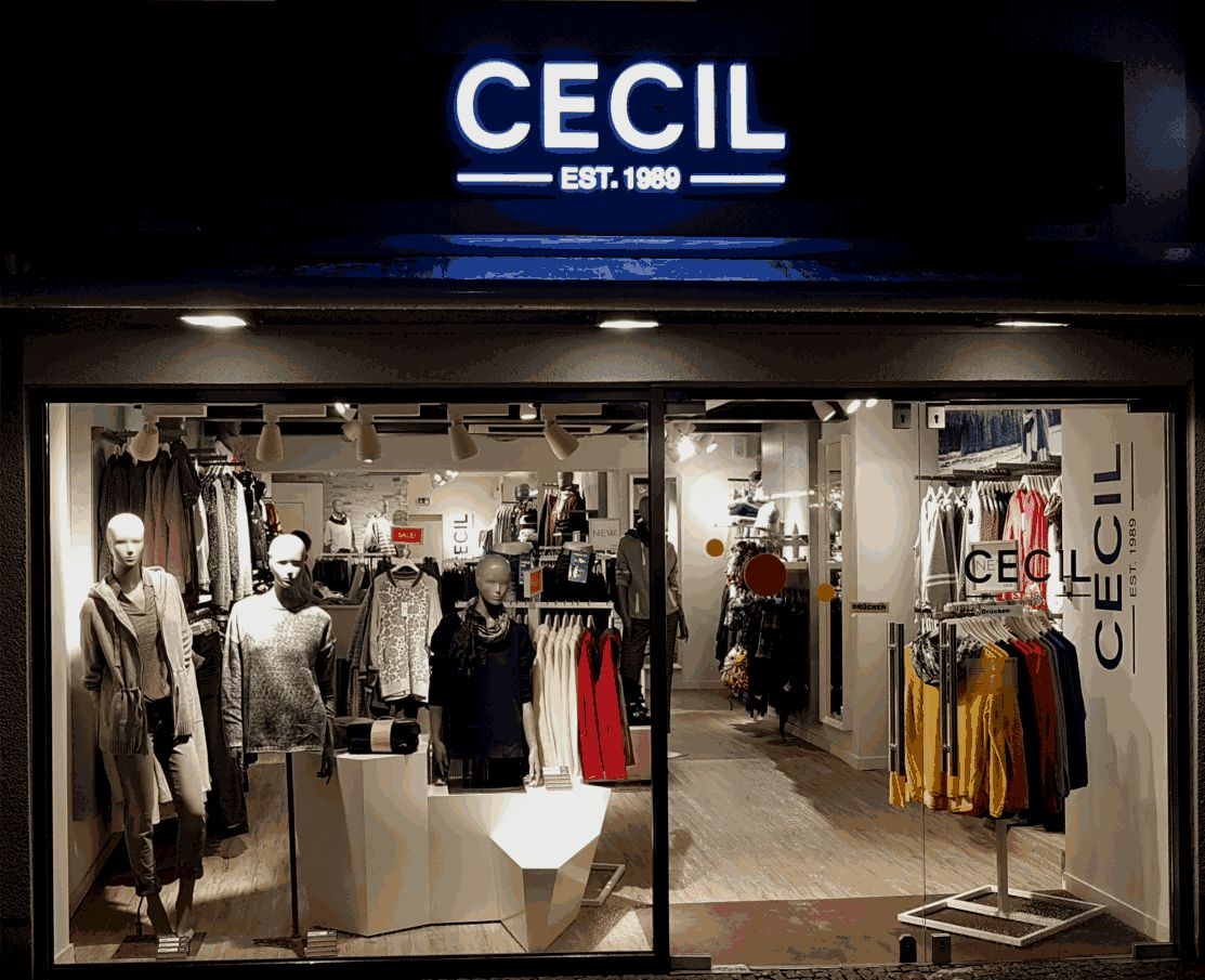 Cecil-Store Gifhorn