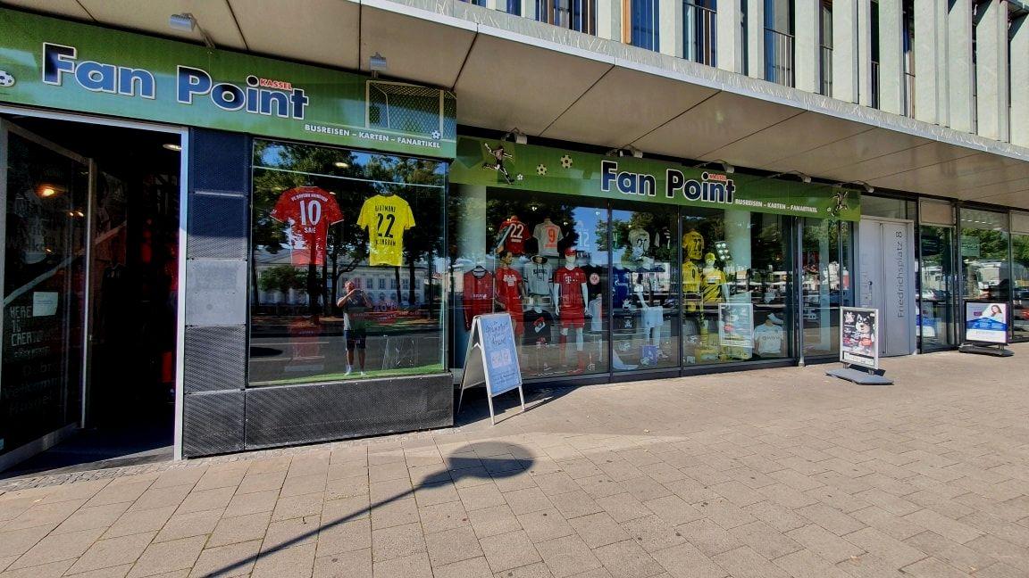 Fan Point Kassel
