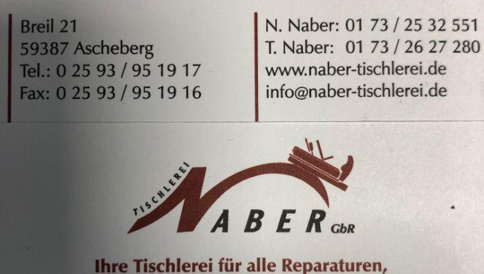 Tischlerei Naber