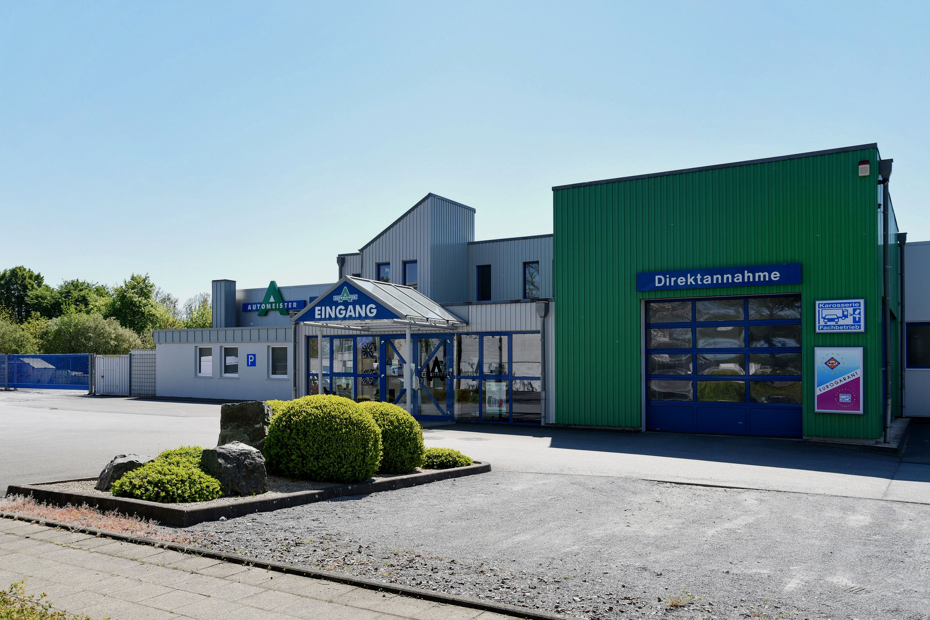 Automeister Deppe