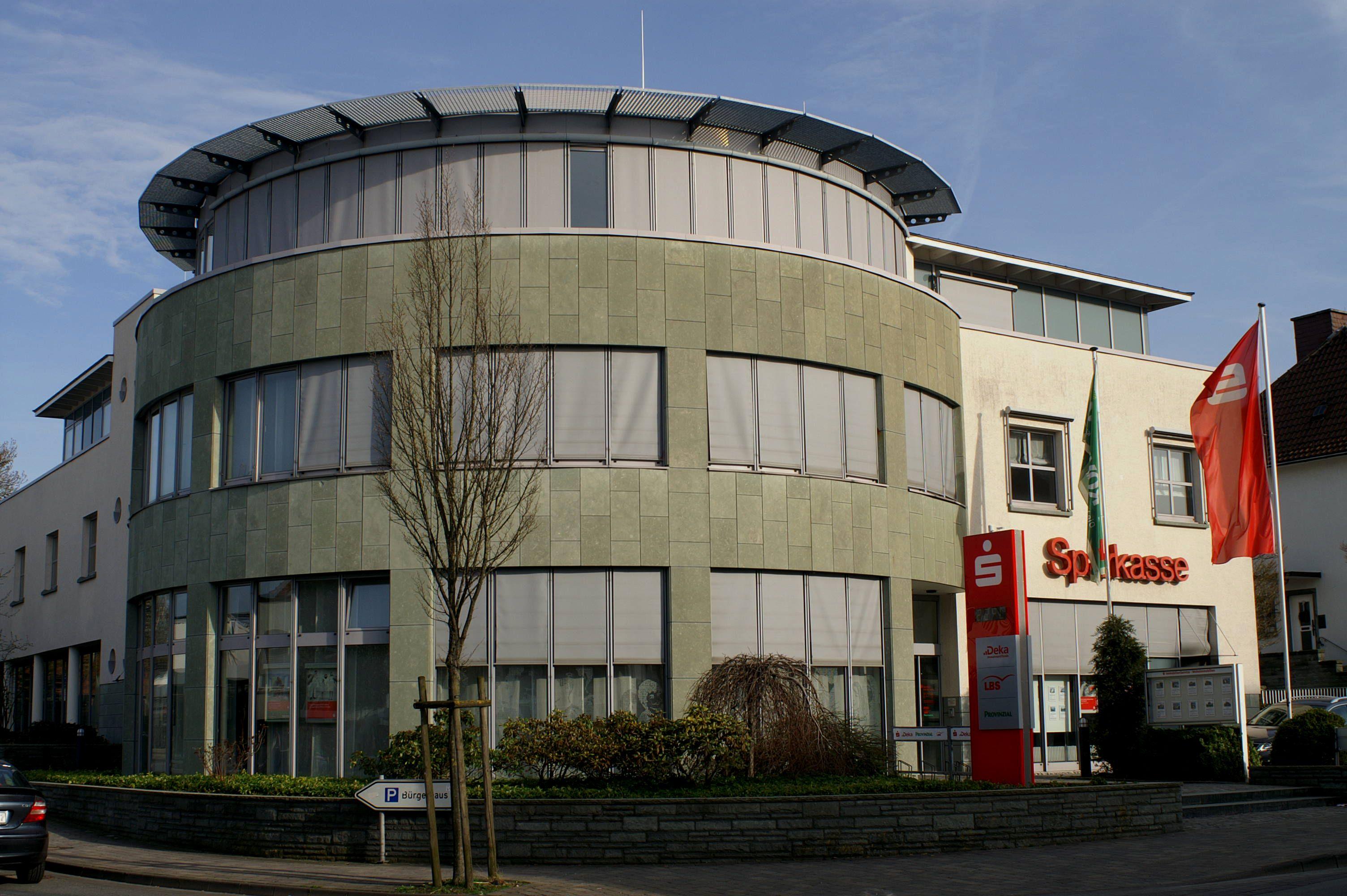 Sparkasse Lippstadt - Filiale Anröchte