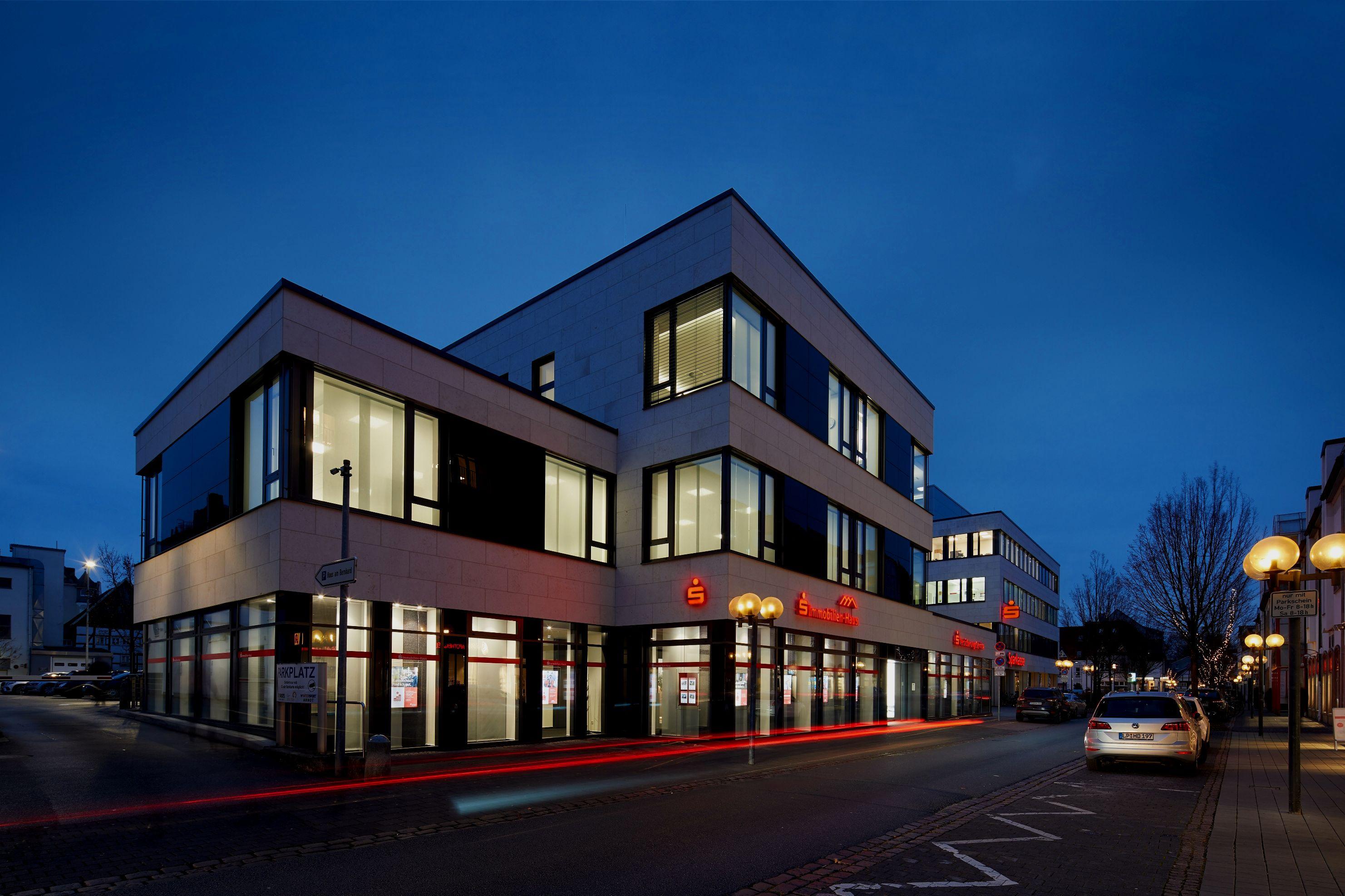 Sparkasse Lippstadt - Filiale Zentrum