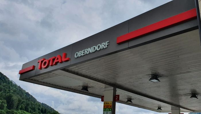 TOTAL Oberndorf