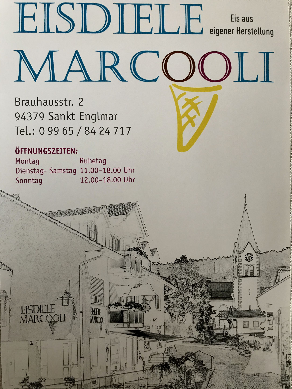 Eisdiele Marcooli