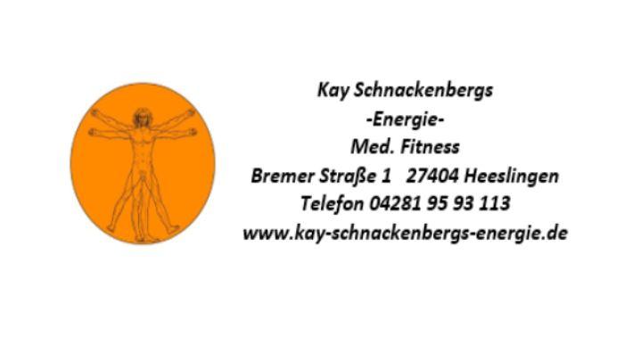Kay Schnackenbergs -Energie-
