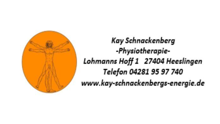 -Physiotherapie- Kay Schnackenberg