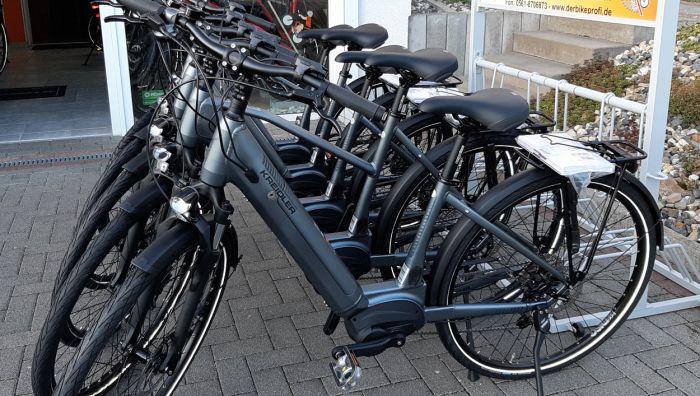 Der BikeProfi Fahrradladen