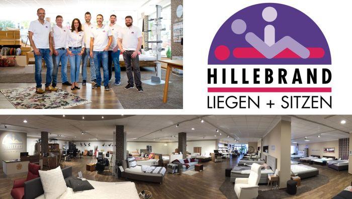 Hillebrand Liegen + Sitzen e. Kfm.