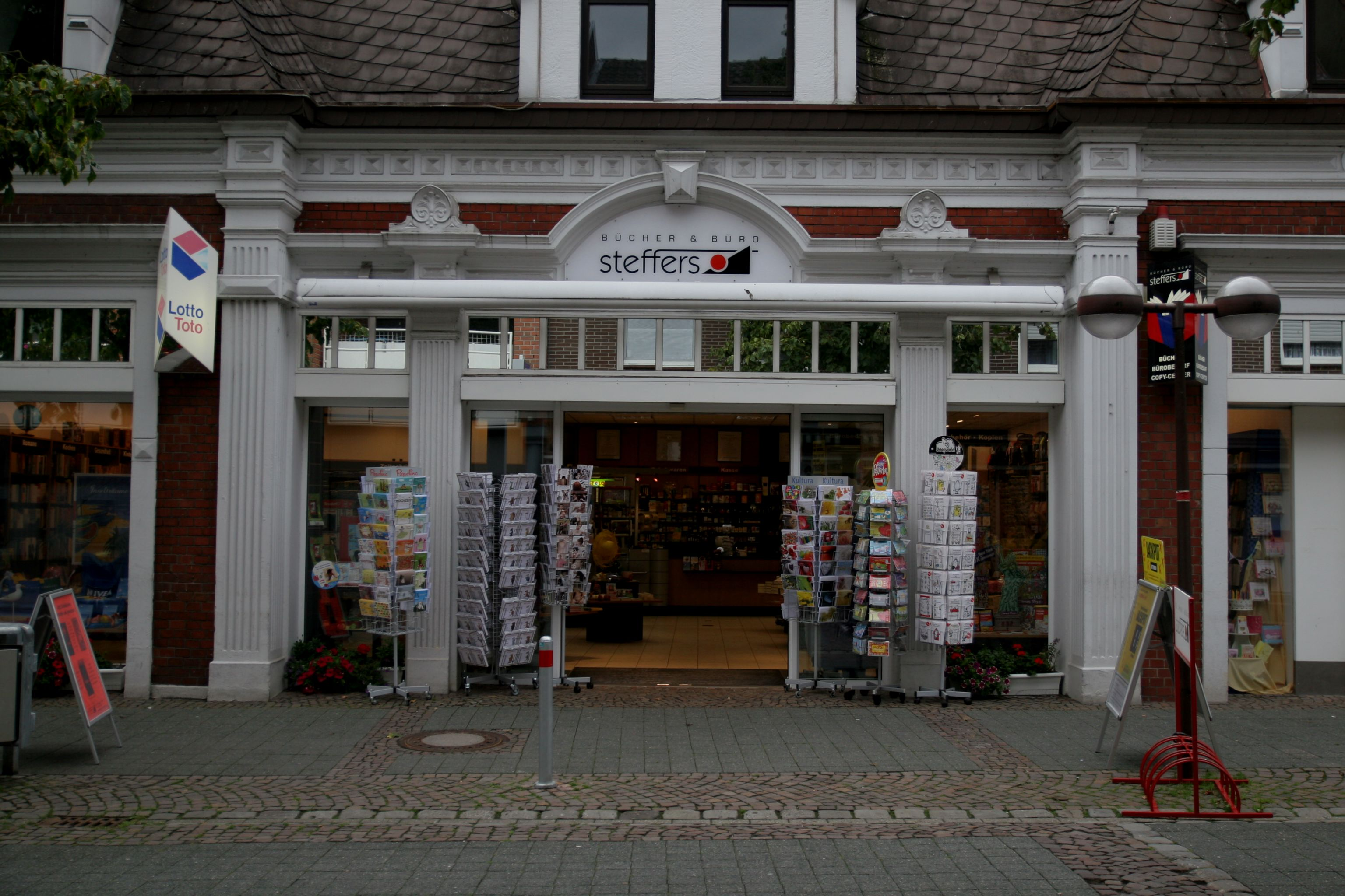Steffers Bücher & Büro