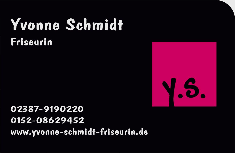 Yvonne Schmidt Friseurin