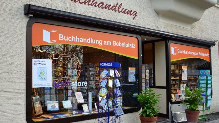 Buchhandlung am Bebelplatz