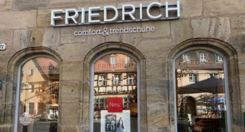 Friedrich Comfort- und Trendschuh