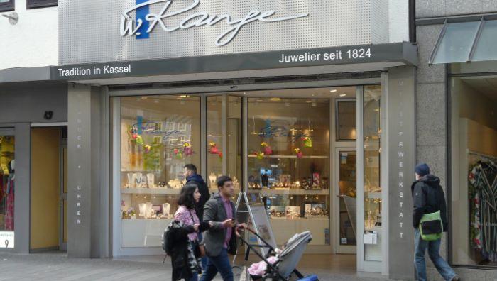 Juwelier W. Range